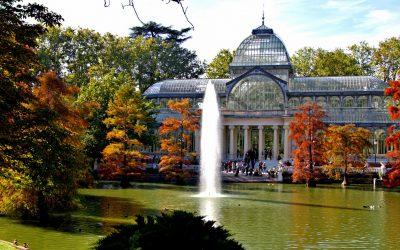 Cuando el parque del Retiro era joven. Felipe IV y sus antojos (3ª Parte)