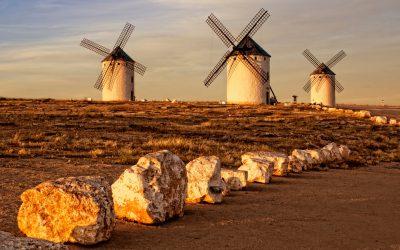 Cabalgando con Don Quijote. Una de Duelos y Quebrantos (1ª Parte)