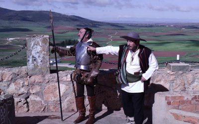 Cabalgando con Don Quijote. Una de Duelos y Quebrantos (2ª Parte)