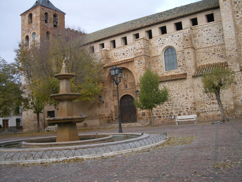 Parroquia de San Andrés. Autor, Jose Carlos Gomez