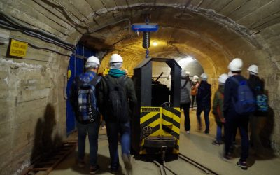 Las minas de Almadén hace dos mil años. Un día en la vida de los mineros del mercurio (3ª Parte)