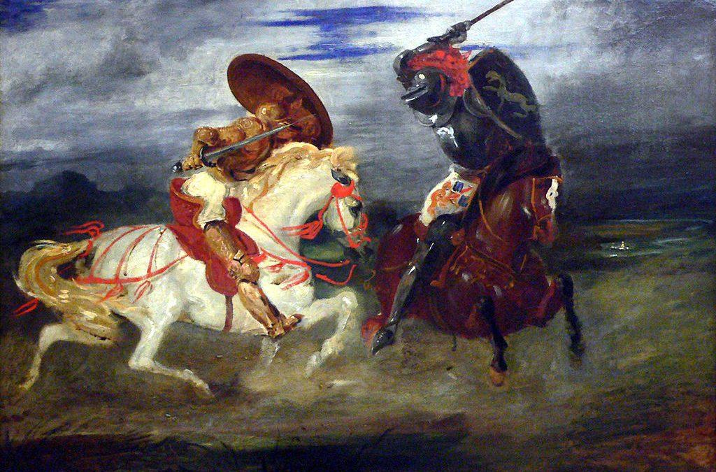 Cabalgando con Don Quijote. El código y las reglas de Caballería (2ª Parte)