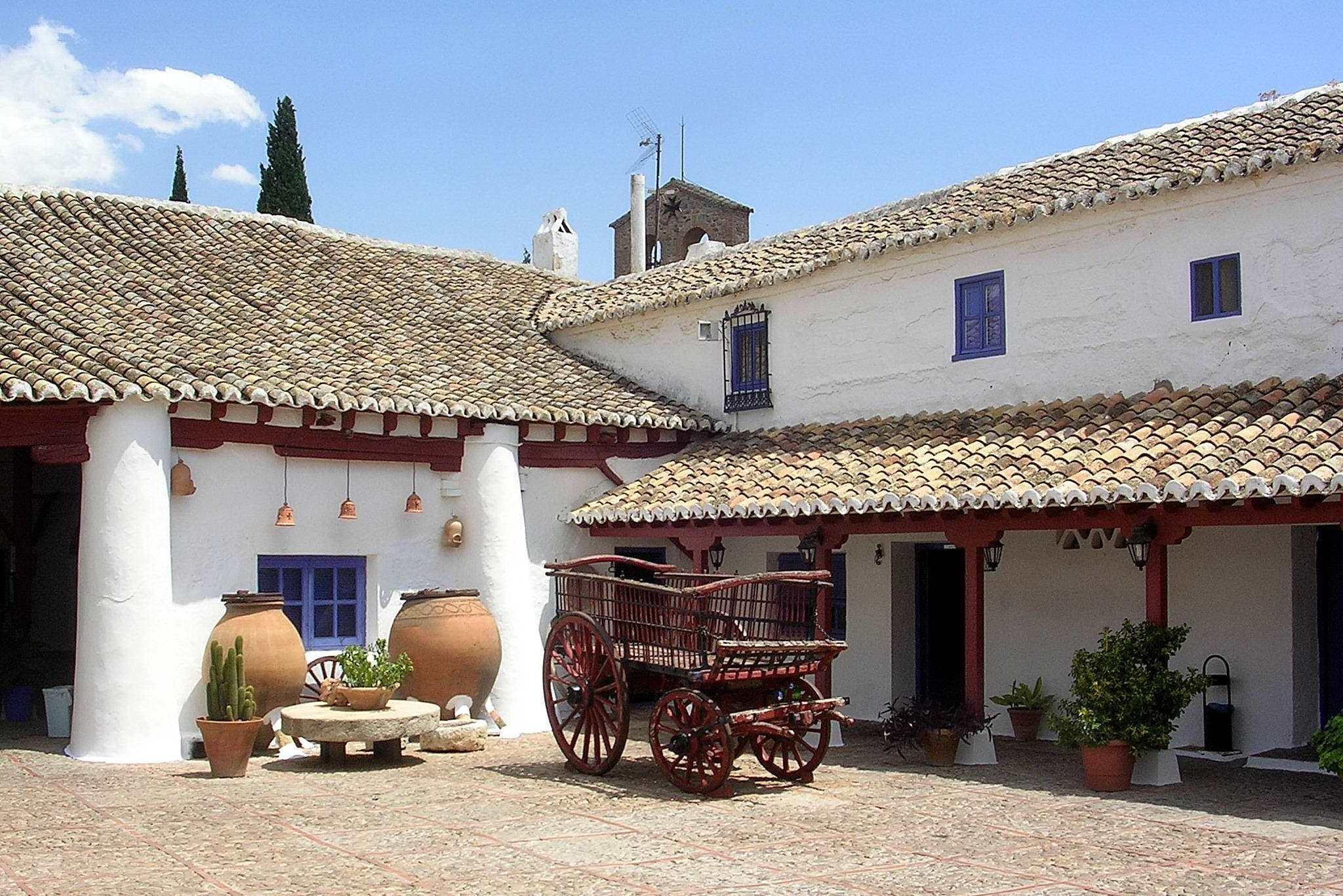 Venta de Don Quijote. Autor, Jibi44