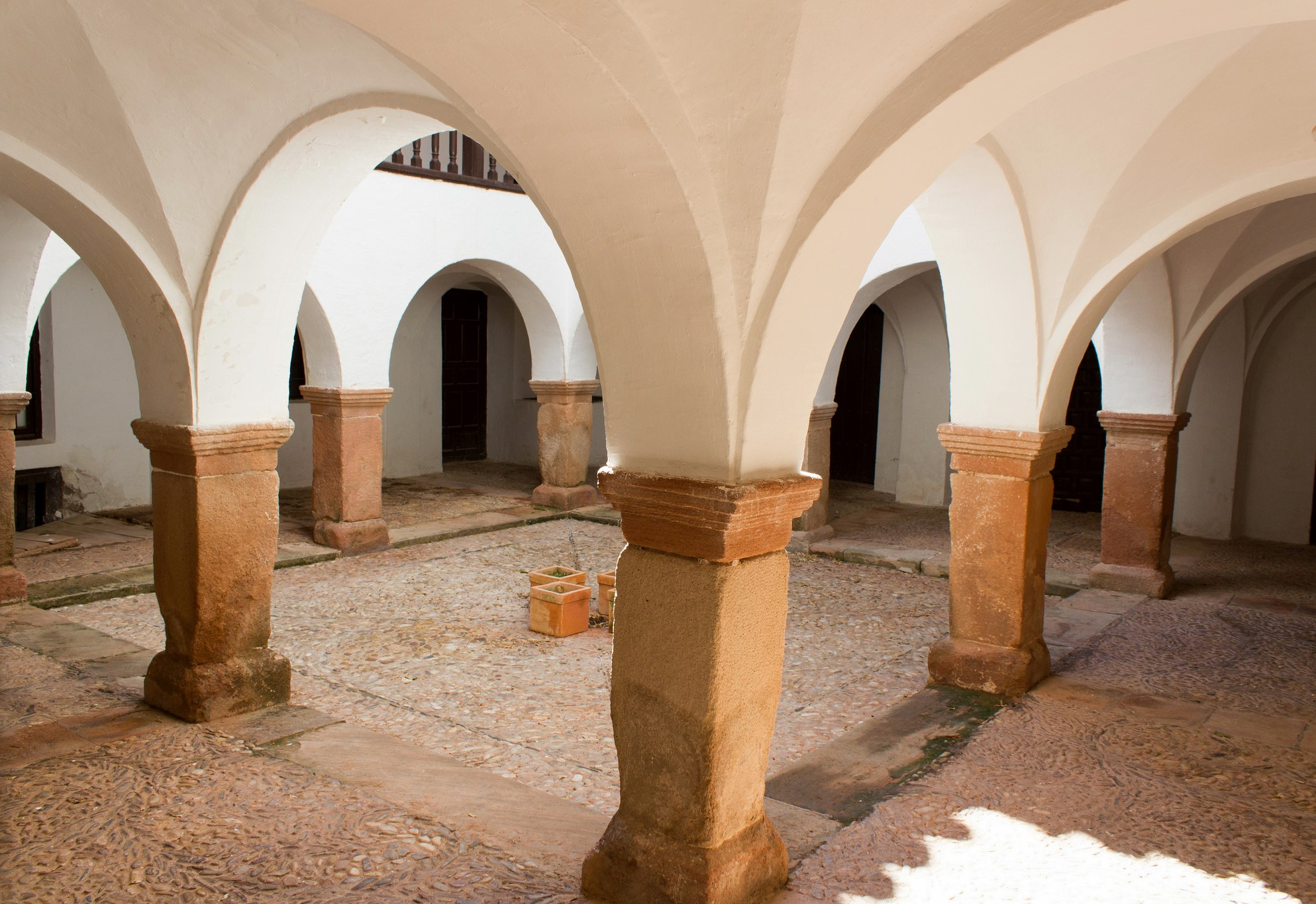 Patio-de-la-casa-de-los-Estudios-en-Villanueva-de-los-Infantes.-Autor-Rafa