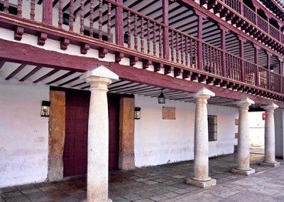 Tomelloso, Posada de Vid y Cultura