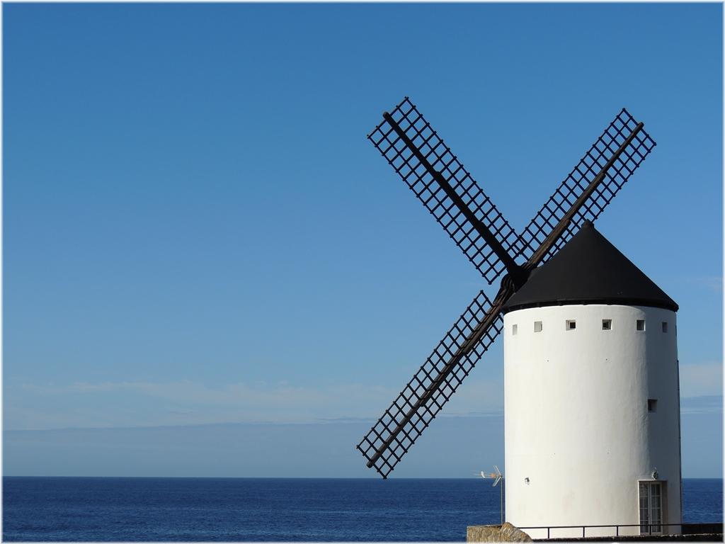 El molino del Mediterráneo