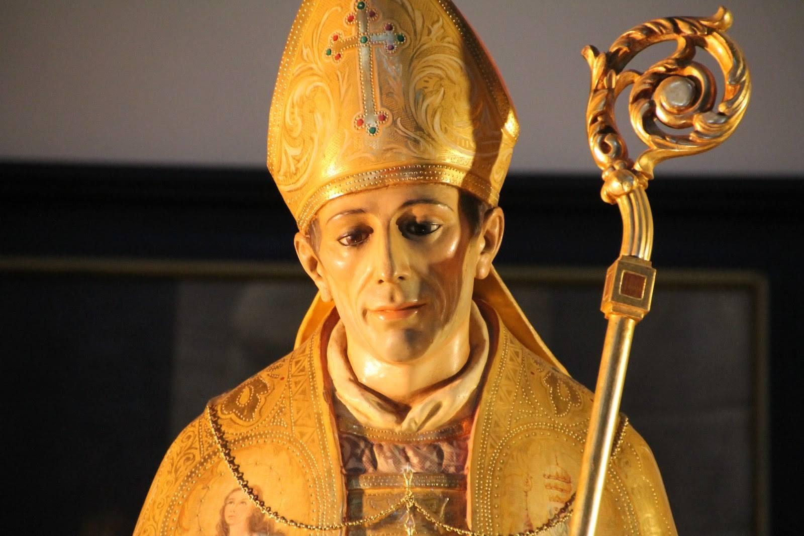 Imagen de Santo Tomás de Villanueva. Autor, desconocido