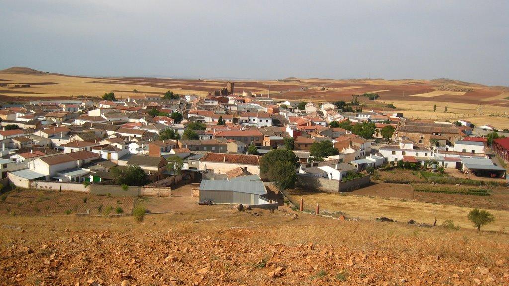 Visitando Fuenllana. Un auténtico pueblo de La Mancha. Autor, Nestor Cano