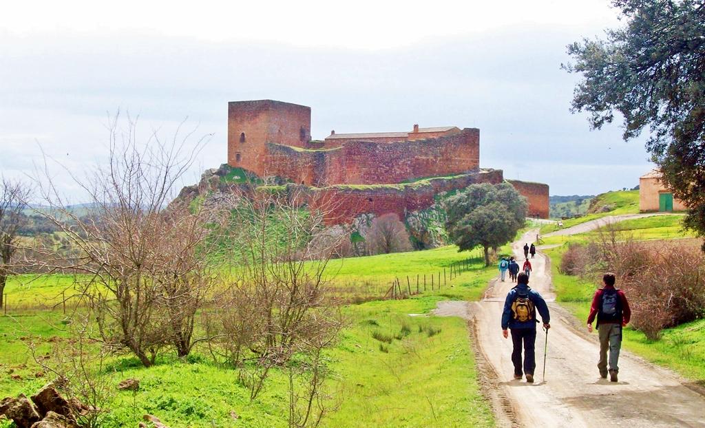 castillo de Montizon Campo de Montiel Villamanrique