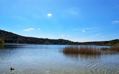 Ruidera. Un oasis en mitad de España.