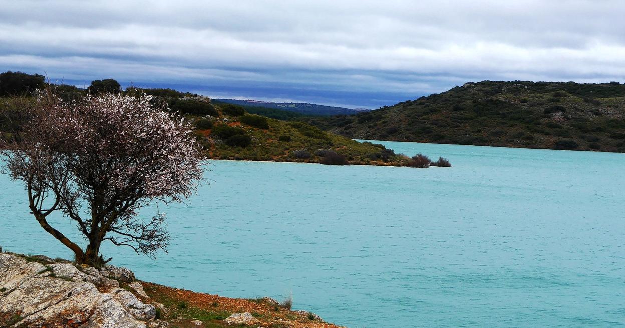 Pantano de Peñarroya. Lagunas de Ruidera. Autor, Marian Rodriguez