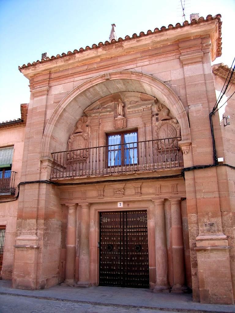 Casa del Arco. Villanueva de los Infantes. Autor, Pablo Sánchez