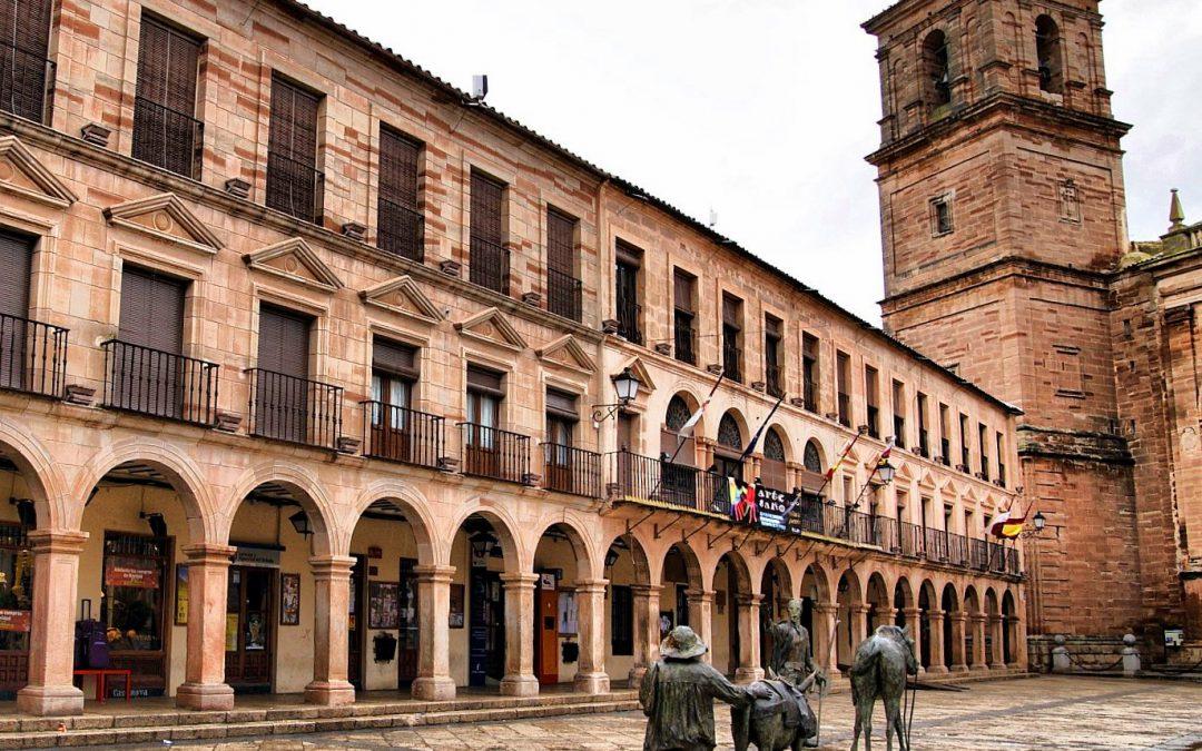 Ciudad Real y sus ciudades del Siglo de Oro