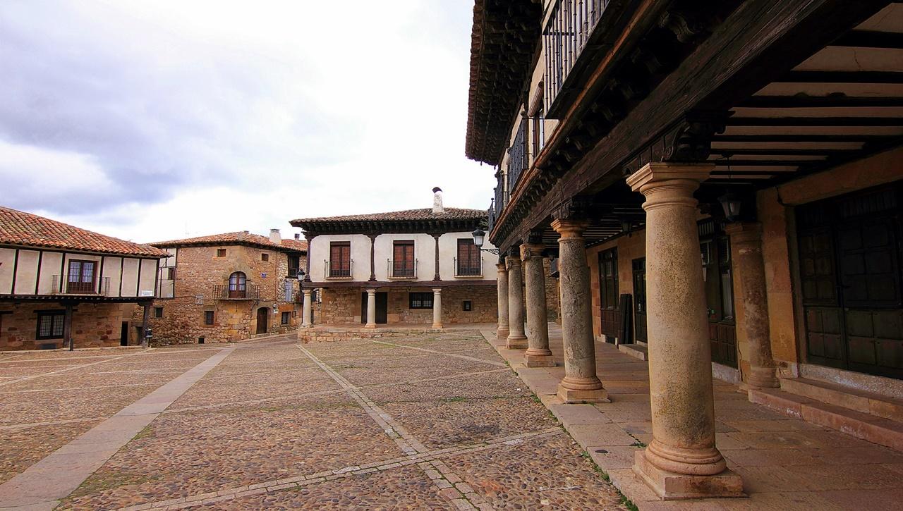 Plaza de Atienza. Autor, Juliblog
