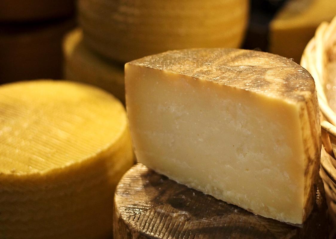 queso manchego Montiel