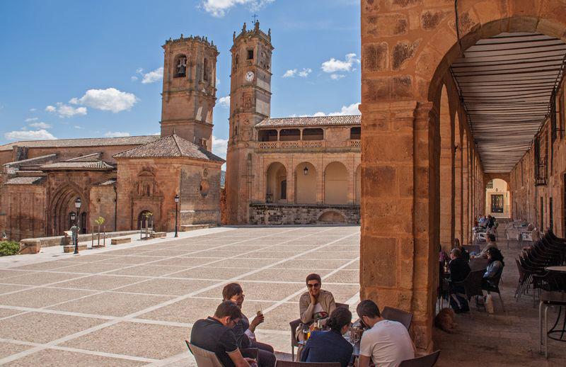 Alcaraz, la ciudad de las dos torres