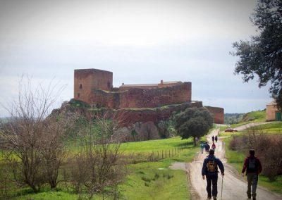 Entre Templarios y el Castillo de Montizón