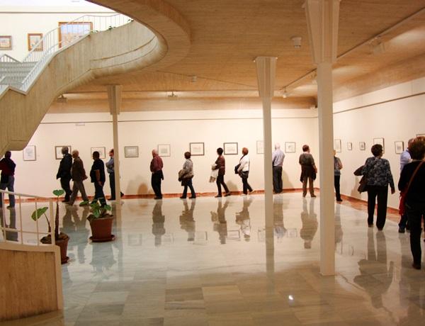 Visita-museo-Antonio-Lopez-Talller-pintura-dibujo-artístico-Tomelloso-Turismo-Creativo