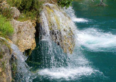 Visita guiada a Ruidera, el oasis de La Mancha