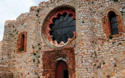 Castillo de Calatrava la Nueva, la gran fortaleza de los calatravos