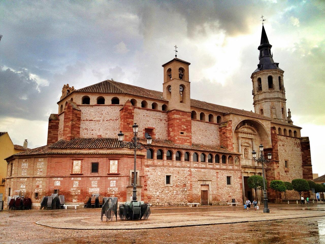 Iglesia de Santa Catalina.