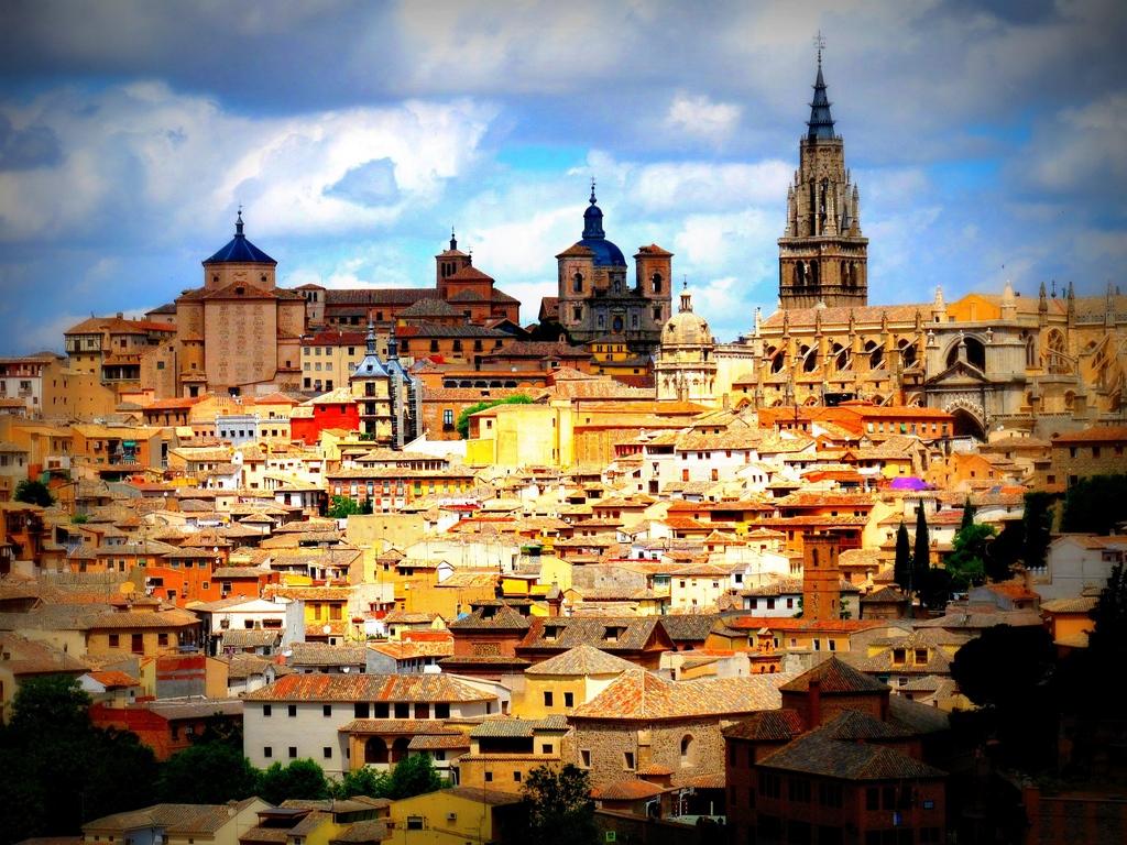 Vista de Toledo en la actualidad