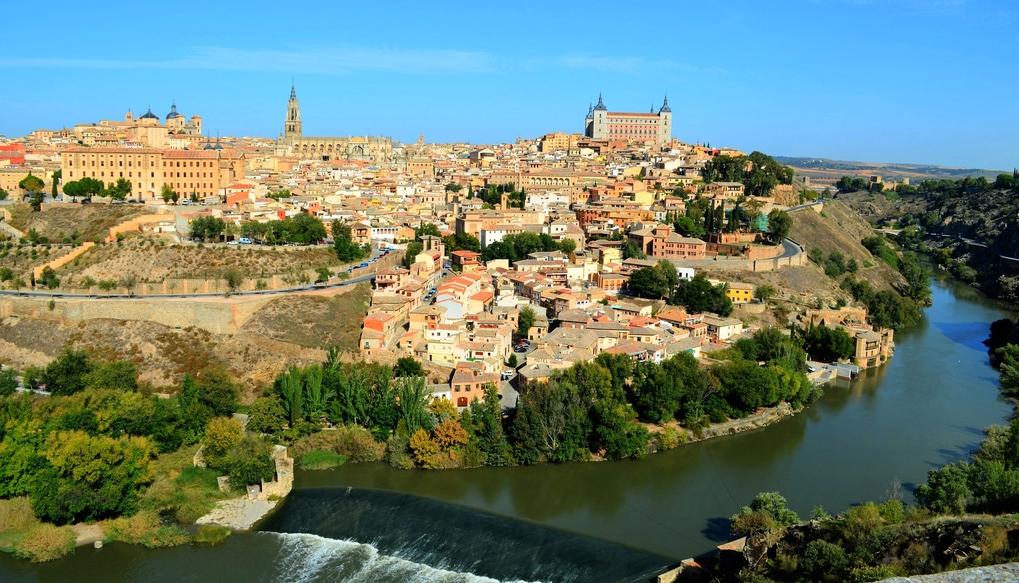 Toledo, de paseo a orillas del Tajo