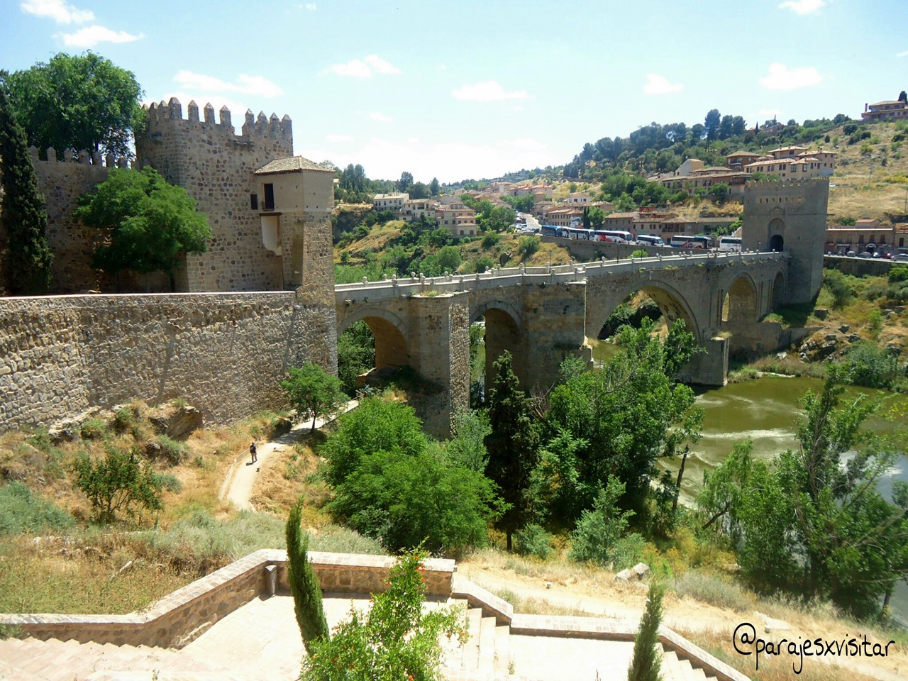Toledo Tajo Guided tour