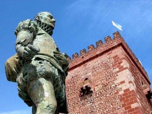Cervantes, Alcázar de San Juan