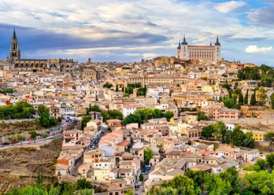 Toledo. Tour of the monuments of the Three Cultures