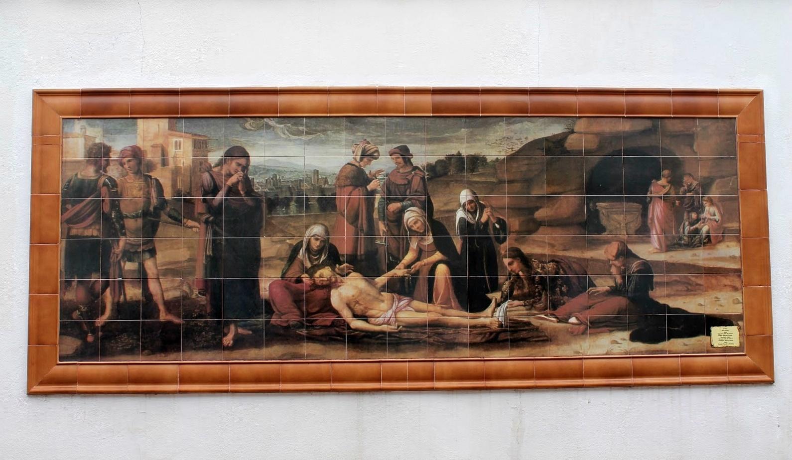 Museo al aire libre de Almedina 2