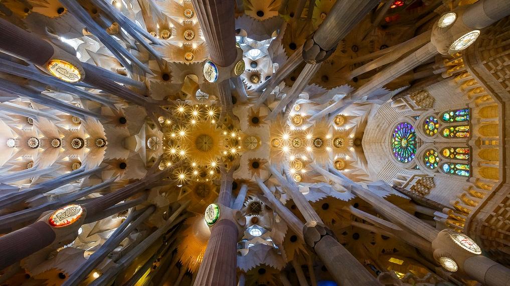 Sagrada Familia, siglo XX, Barcelona
