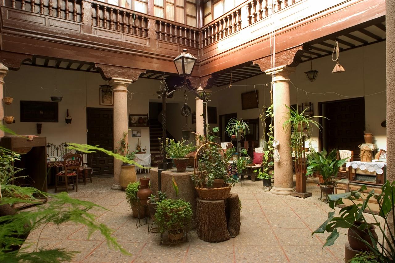 Casa del Caballero del Verde Gabán, Villanueva de los Infantes