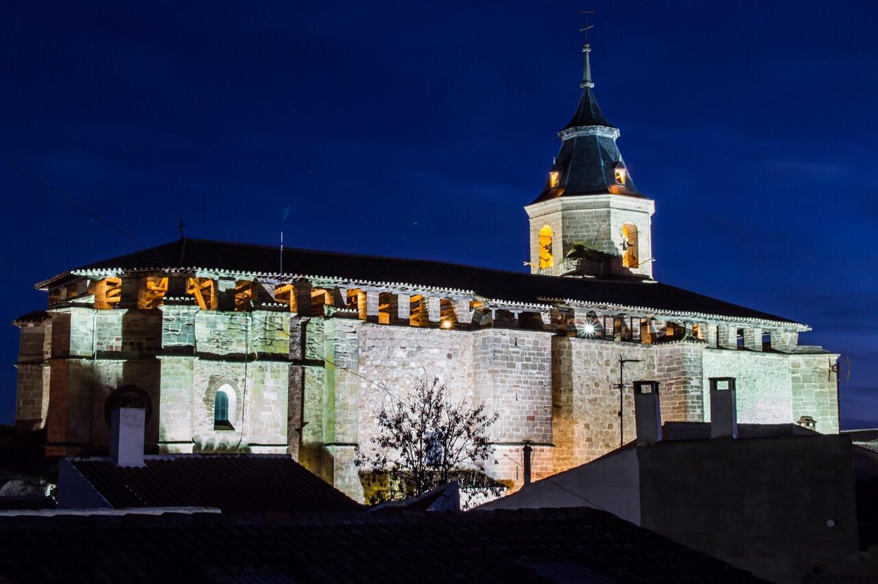 Iglesia de Villahermosa Ciudad Real