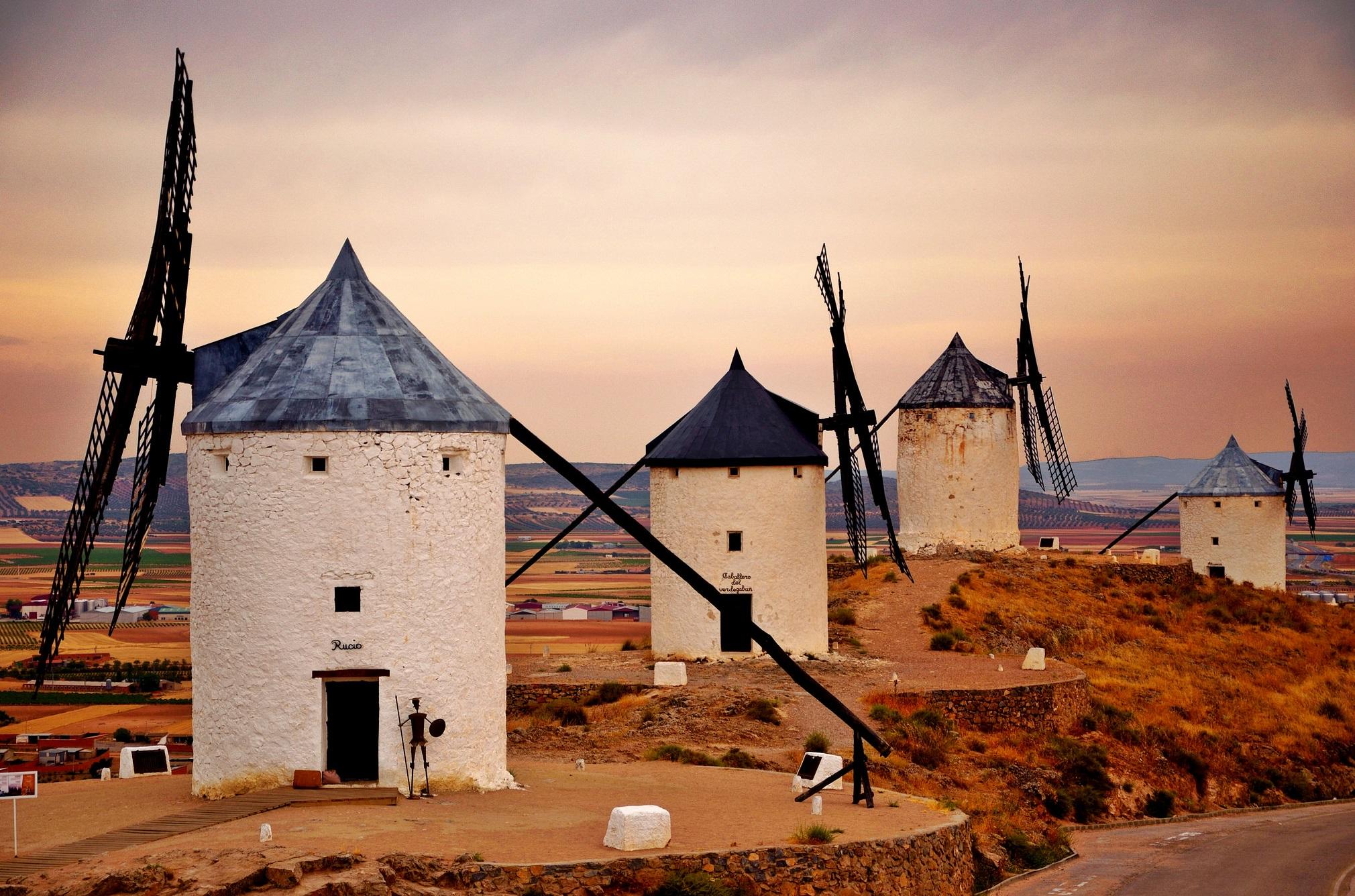 Consuegra Turismo La Mancha sabersabor.es
