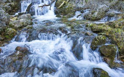 Los Chorros del Río Mundo, naturaleza pura