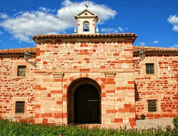 Ermita del Santísimo Cristo de la Expiración de Montiel