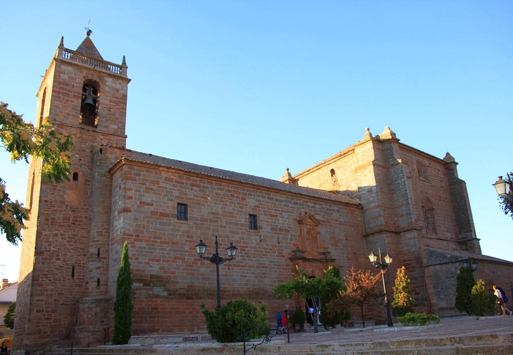 Iglesia de Nuestra Señora de los Olmos, Torre de Juan Abad