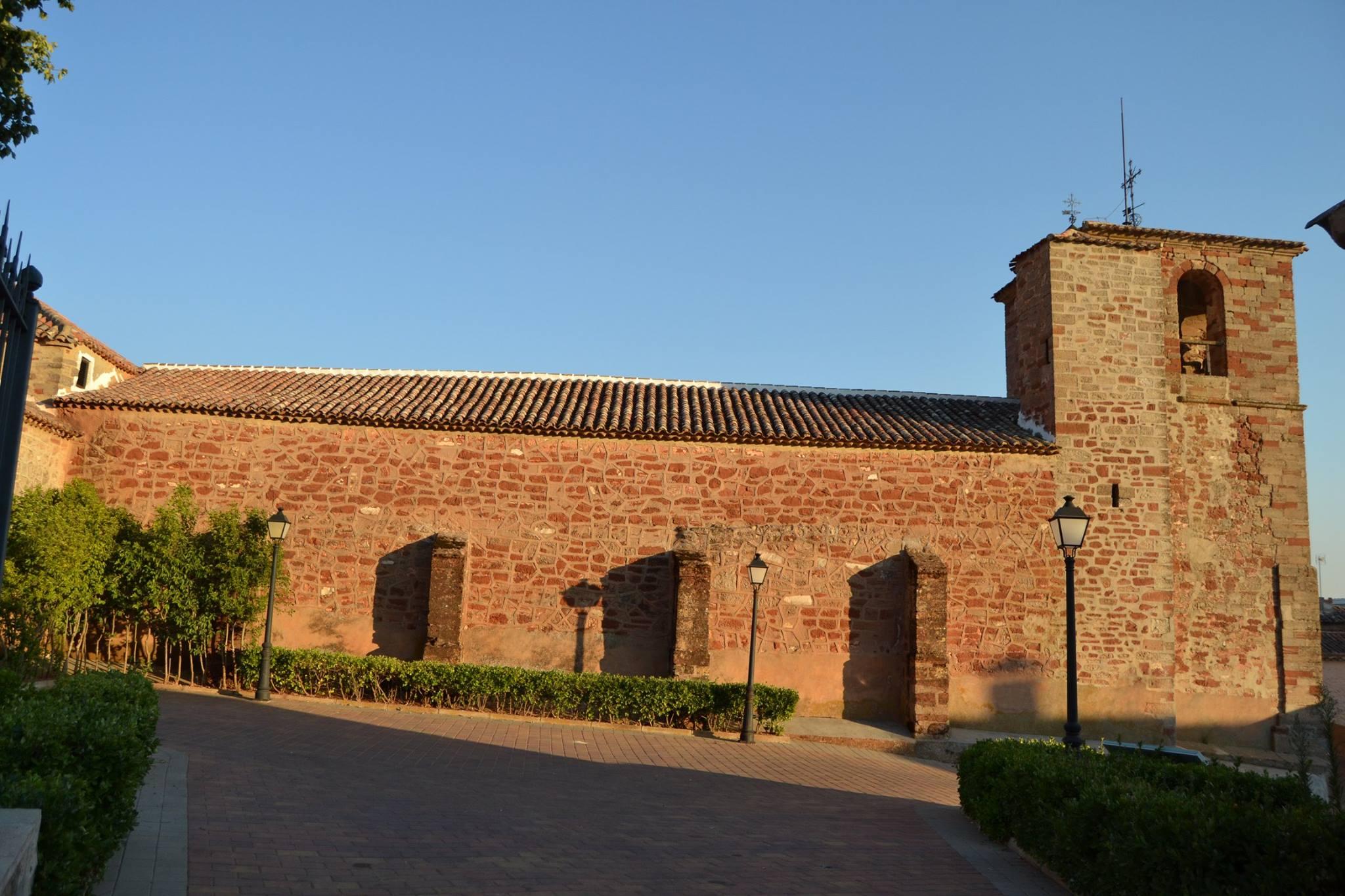 Iglesia de Santiago Apóstol, Albaladejo