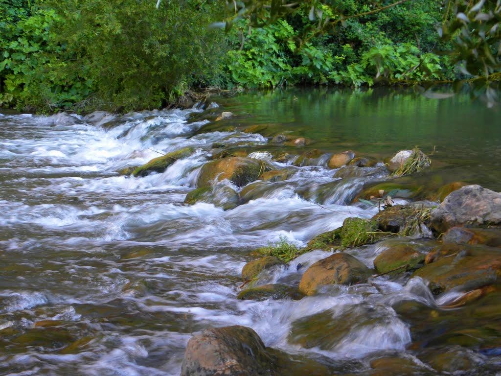 agua ecoturismo Campo de Montiel