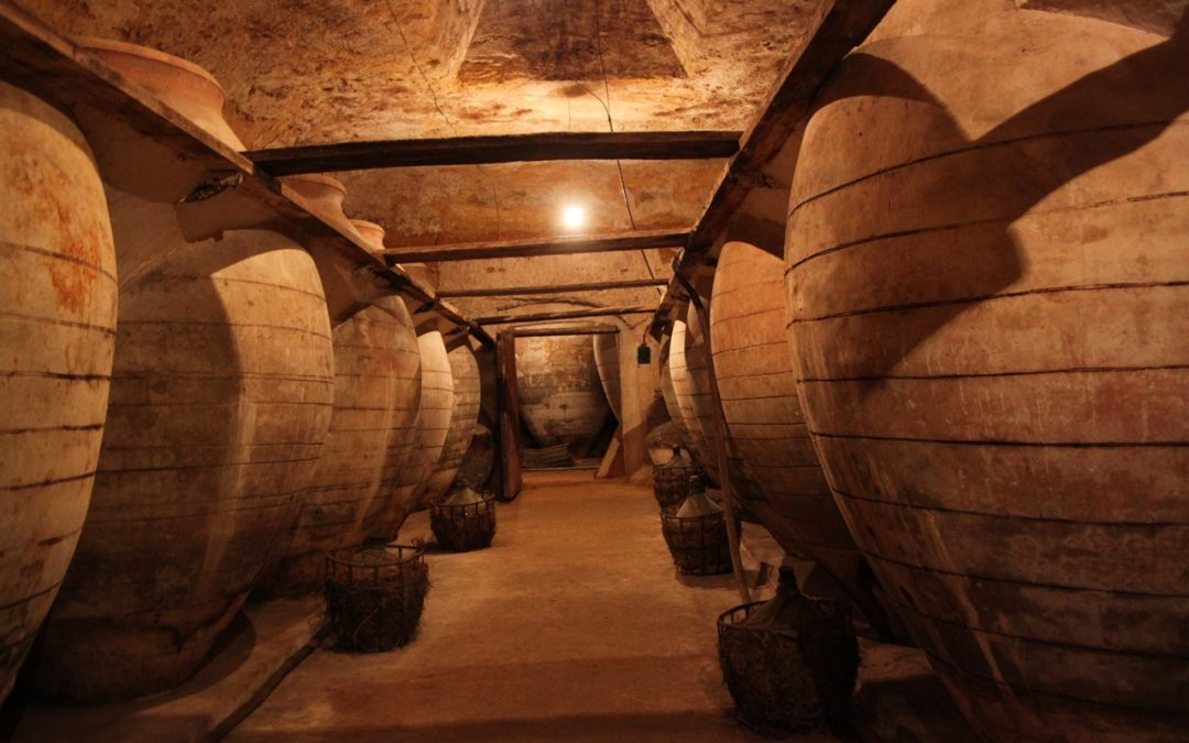Cuevas – Bodega de Tomelloso, la cultura del vino