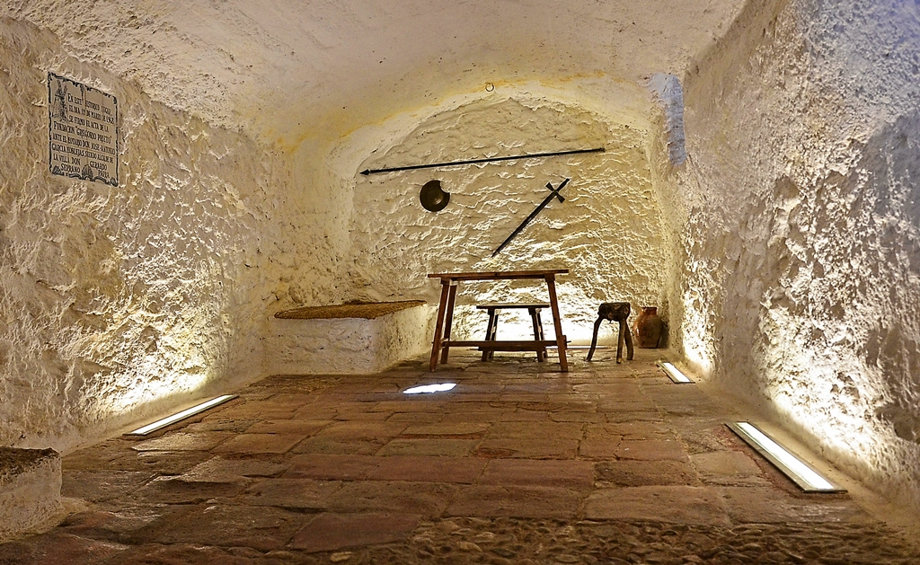 Cueva Medrano Argamasilla de Alba