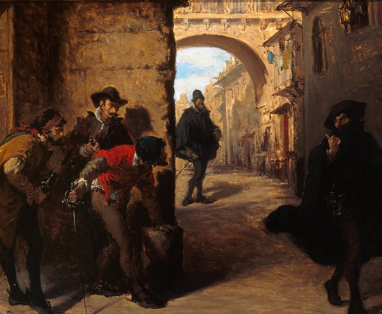 Emboscada Toledo