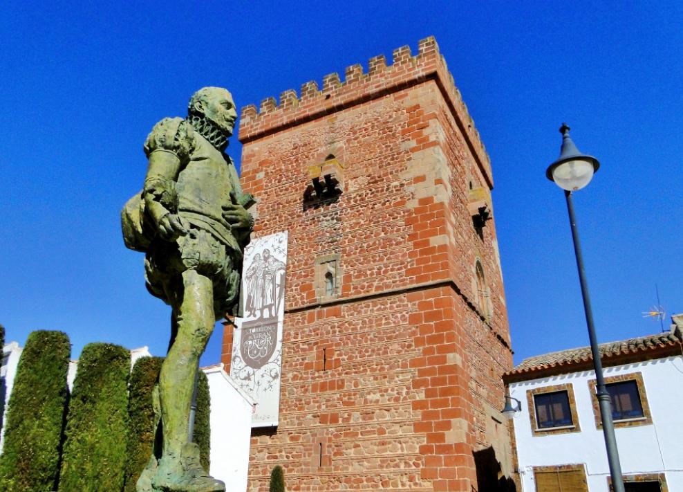 Cervantes y Alcázar de San Juan
