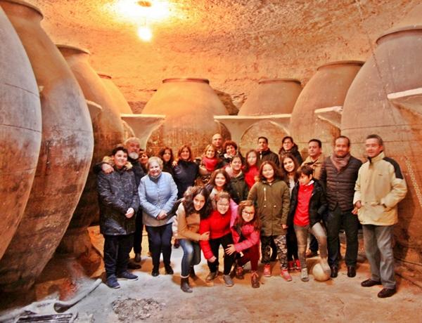 Ruta del vino de La Mancha Tomelloso