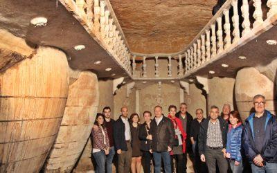 I Ruta del Vino en Tomelloso, 13 de abril