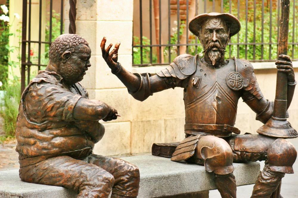 Tour por los Escenarios de Cervantes y los Paisajes del Quijote