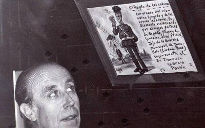 Francisco García Pavón y Vino