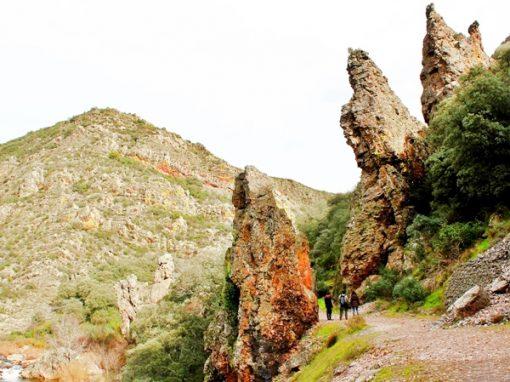 Boquerón del Estena, Parque Nacional de Cabañeros
