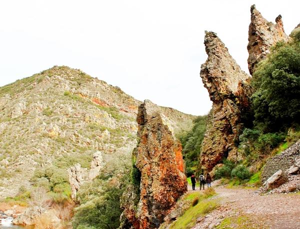 Ruta Cabañeros Boqueron del Estena